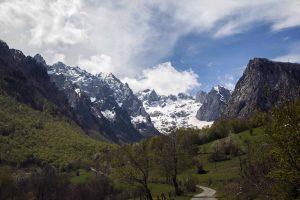 Montenegro National Park Prokletije